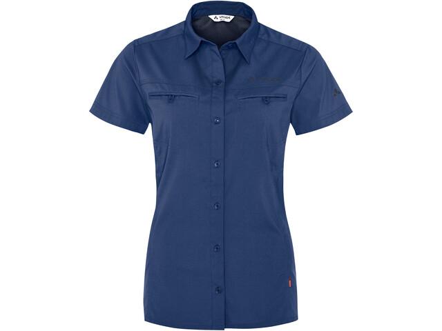 VAUDE Farley Shirt Damen sailor blue